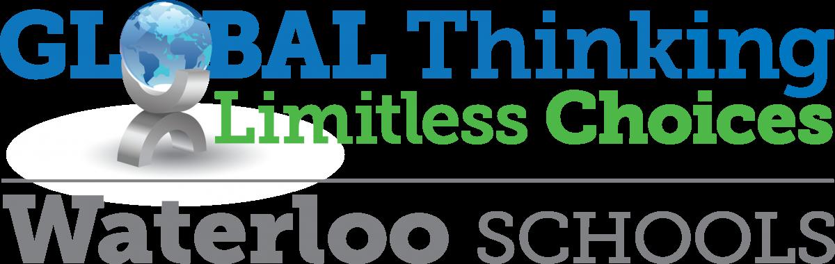 Waterloo Community School District logo