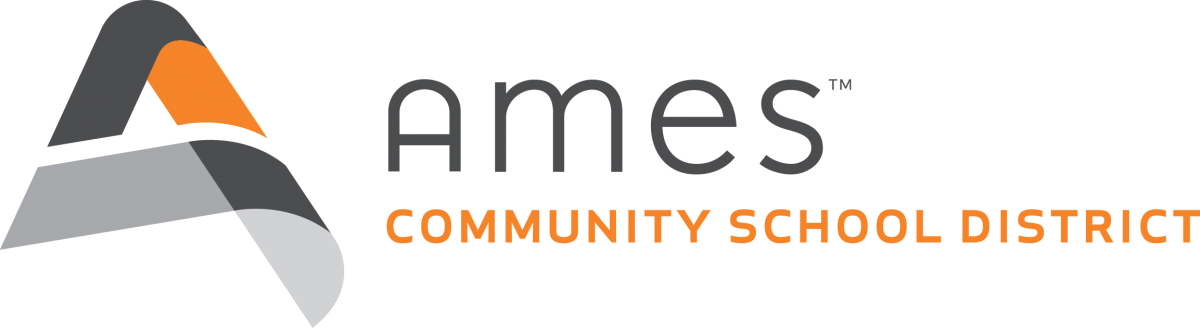 Ames Community School District logo