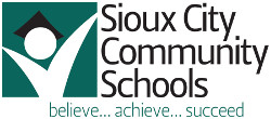 Sioux City Community School District logo
